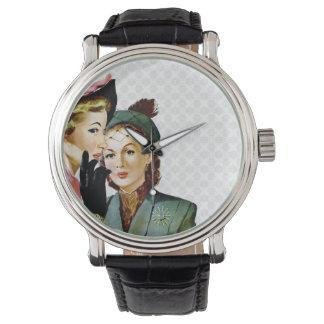 Retro Gossip Wristwatches