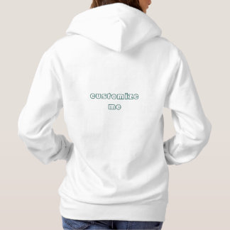 Retro,green,70's,floral,vintage,template,chic,temp Hoodie