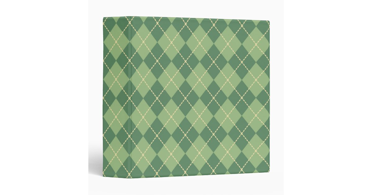 Retro Green Baseball Card Organizer Binder Gift Zazzlecom