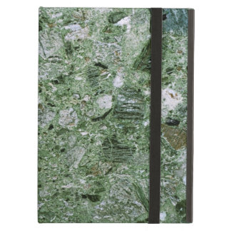 Retro Green Marble Stone Texture Pattern Case For iPad Air