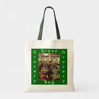 Retro Grocery Store Coupon Clipper's Gifts Gift Tote Bag