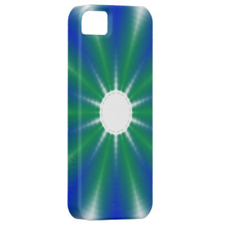 Retro Groovy 70s Daisy Flower Abstract iPhone 5 Cases