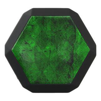 Retro Grunge Vintage Texture Pattern Black Bluetooth Speaker