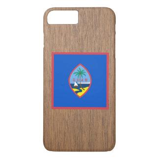 Retro Guam Flag iPhone 7 Plus Case