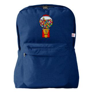 Retro Gum Ball Machine American Apparel™ Backpack