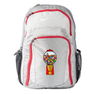 Retro Gum Ball Machine Backpack