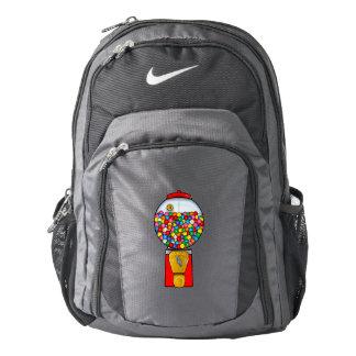 Retro Gum Ball Machine Nike Backpack