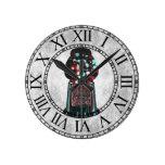 Retro Gumball Machine Clock