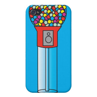 retro gumball machine iPhone 4/4S covers