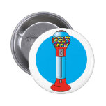 retro gumball machine pin
