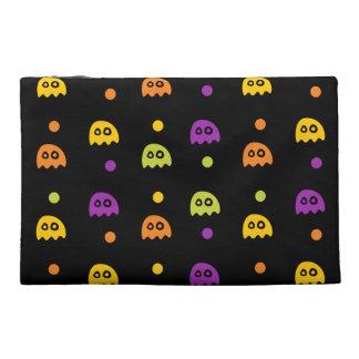 Retro Halloween Party Travel Accessory Bag