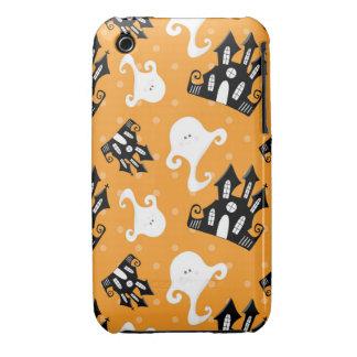 Retro Halloween Party Case-Mate iPhone 3 Case