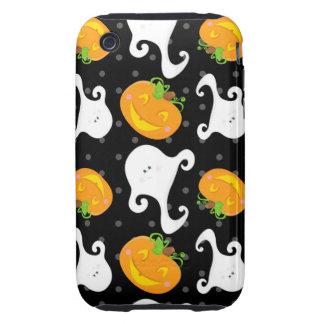Retro Halloween Party iPhone 3 Tough Cases
