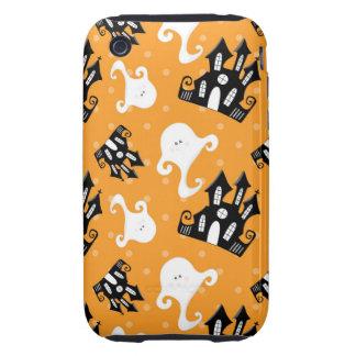 Retro Halloween Party Tough iPhone 3 Case