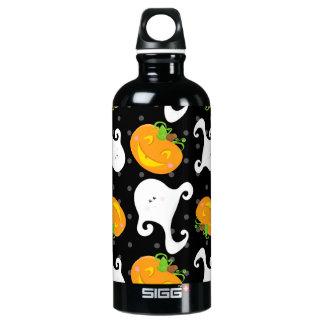 Retro Halloween Party SIGG Traveler 0.6L Water Bottle