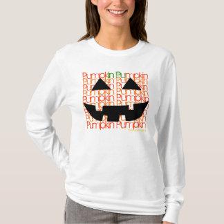 RETRO HALLOWEEN PUMPKIN Jack-o-lantern Trick Treat T-Shirt