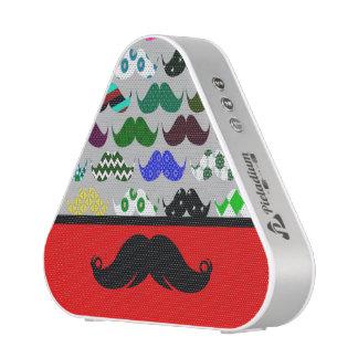 Retro Handlebar Mustache Moustache Stache Speaker