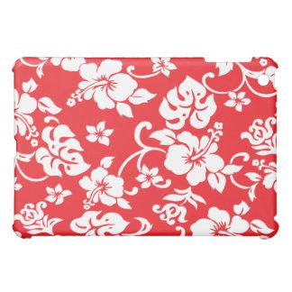 Retro Hawaiian Print iPad Case