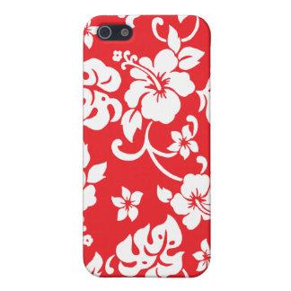 Retro Hawaiian Print Ipod Case iPhone 5 Covers