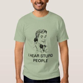 Retro hear's stupid shirt