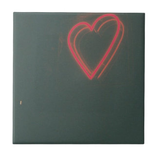 Retro Heart Tile