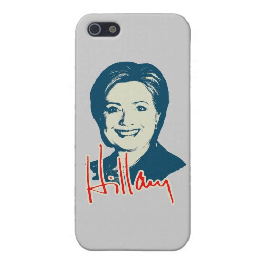 RETRO HILLARY 2016.png iPhone 5 Covers