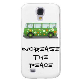 Retro Hippie Van Samsung S4 Case
