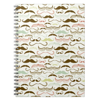 Retro Hipster Collection Spiral Note Books