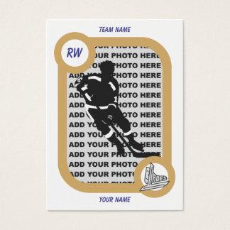 Retro Hockey Card