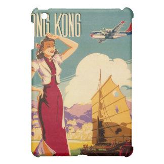 Retro Hong Kong Ipad hard case Case For The iPad Mini