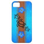 Retro Honu Surfboard iPhone 5 Covers