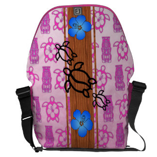 Retro Honu Surfboard Courier Bags