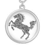 Retro Horse Pendant