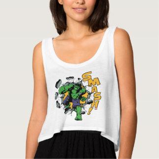 Retro Hulk Smash! Tank Top