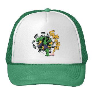 Retro Hulk Smash! Trucker Hat