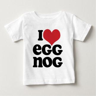 Retro I Love Eggnog Infant T-Shirt