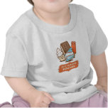 Retro Ice Cream Social Tee Shirts