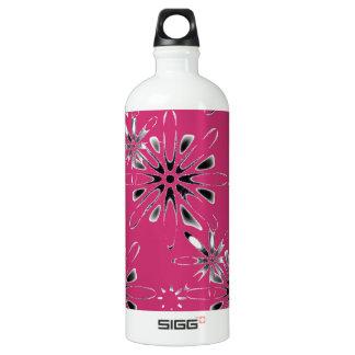 Retro in PInk SIGG Traveler 1.0L Water Bottle