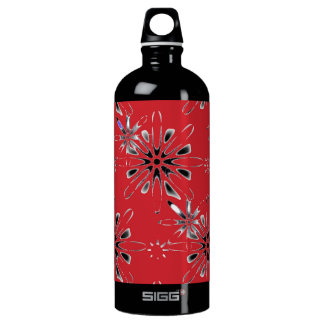 Retro in Red SIGG Traveler 1.0L Water Bottle