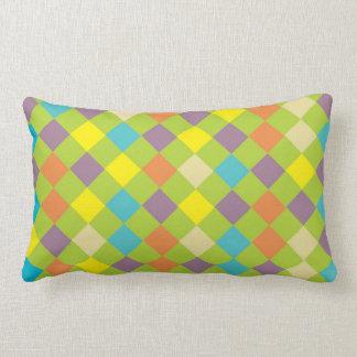 Retro Inspired Lumbar Pillow