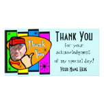 Retro Inspired Photo Thank You Card Photo Cards