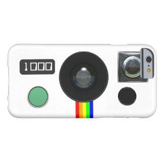 Retro Instant Camera iPhone 6 Case