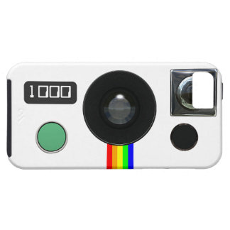 Retro Instant Camera 'Vibe' iPhone 5 Cover