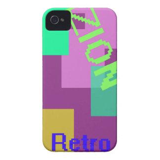 Retro Iphone 4 Case-Mate iPhone 4 Case