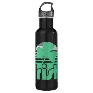 Retro Irish 24oz Water Bottle