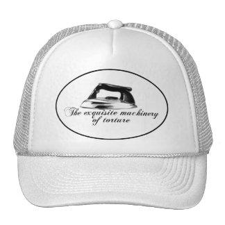 Retro Iron - The Exquisite Machinery Of Torture Trucker Hat