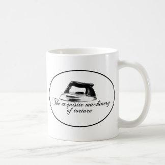Retro Iron - The Exquisite Machinery Of Torture Coffee Mugs