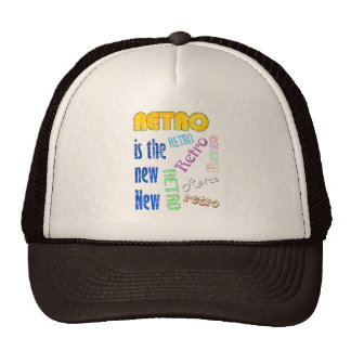 Retro is the new New Hats