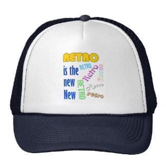 Retro is the new New Trucker Hat