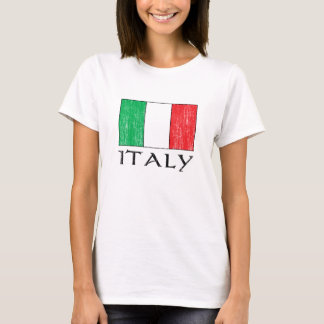 Retro Italy Flag t-shirt